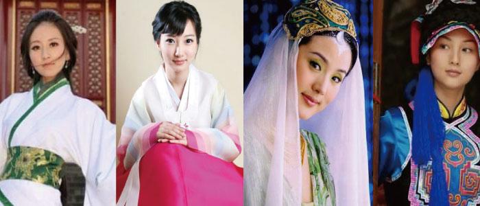一目惚れ注意:中国少数民族の美女たち(画像)